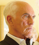 Terence Stamp  [John Canaday]